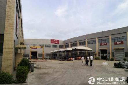 炎黄大道与宏达路交会处,2层厂房,首层高6.6米