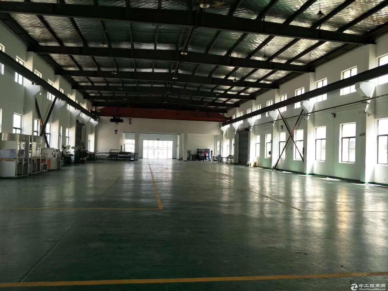 浦东南汇工业园区104板块 厂房大小面积可以分  可环评