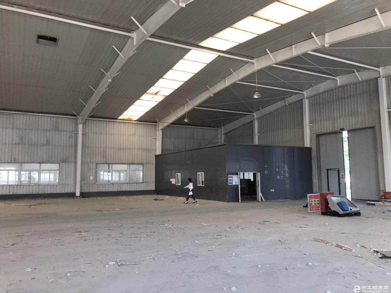 距廊坊收费站4公里700-7000轻钢大库可生产交通位置优越