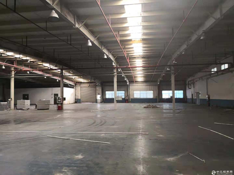 康桥园区4000平厂房层高10米可做酒水饮料仓库 装配等