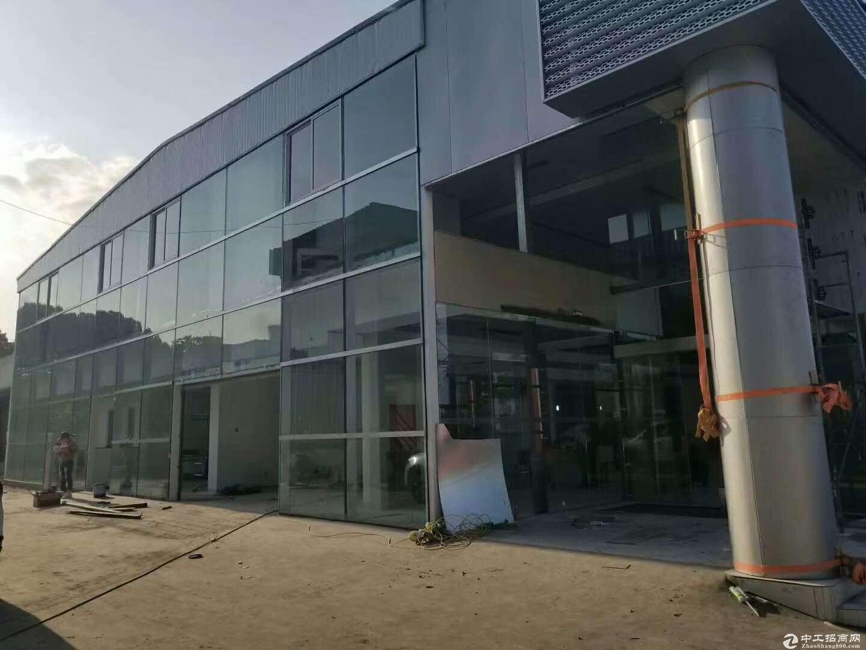 康桥申江南路6600平厂房带10亩空地证件齐全有环评