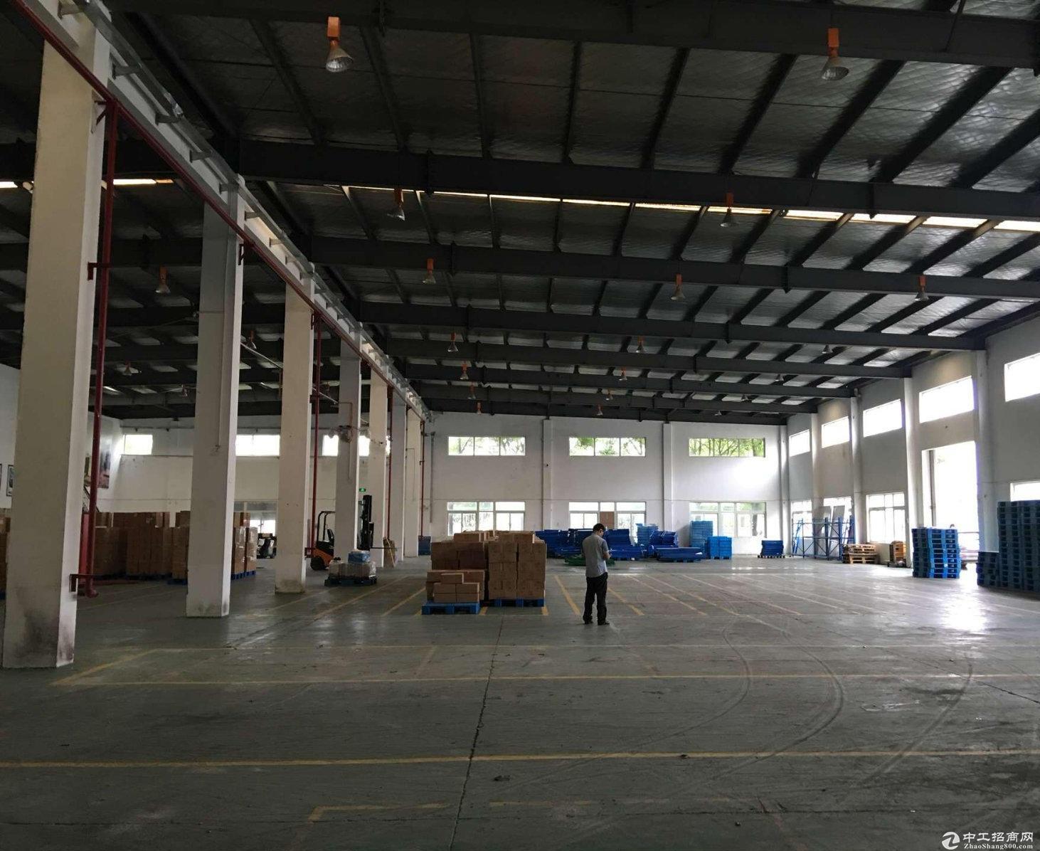 祝桥标准厂房出租2300平104板块有排污证 仓储物流轻加工