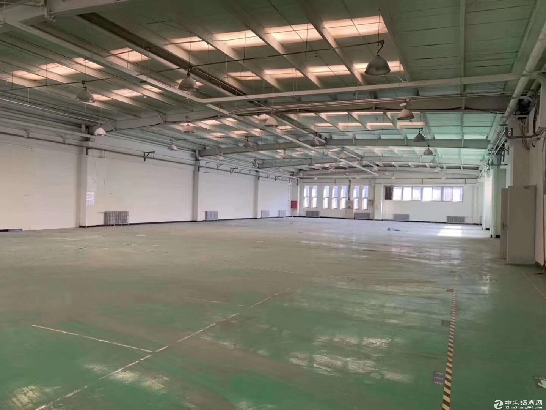 通州马驹桥金桥产业园500~2000生产仓储厂房可注册环评