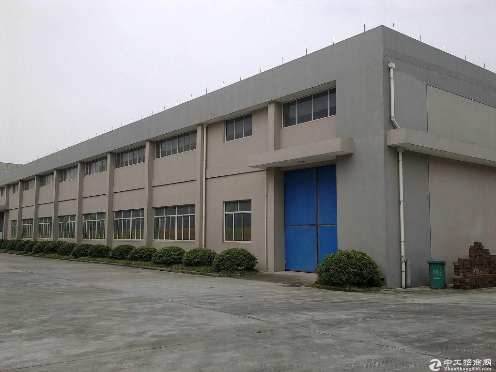 出租松江车墩独院9米厂房办公仓储生产加工