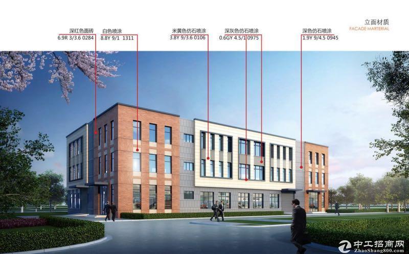 出售西安市西咸新区50年产权 标准厂房 (可定制)