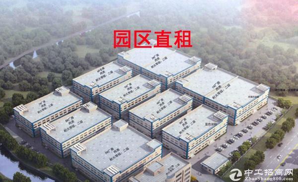 昆山高新区3800独栋厂房出租|整个园区共5.5万平米,12栋厂房