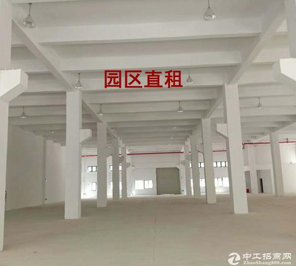 昆山高新区3800独栋厂房出租 整个园区共5.5万平米,12栋厂房-图3