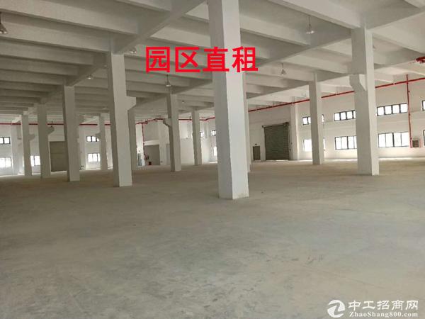 昆山高新区3800独栋厂房出租 整个园区共5.5万平米,12栋厂房-图4