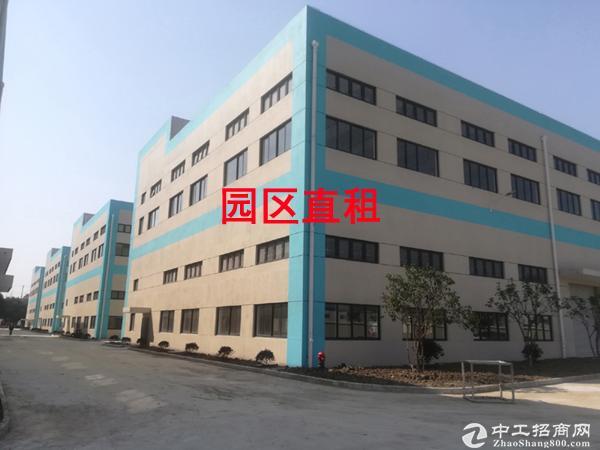 昆山高新区3800独栋厂房出租 整个园区共5.5万平米,12栋厂房-图5