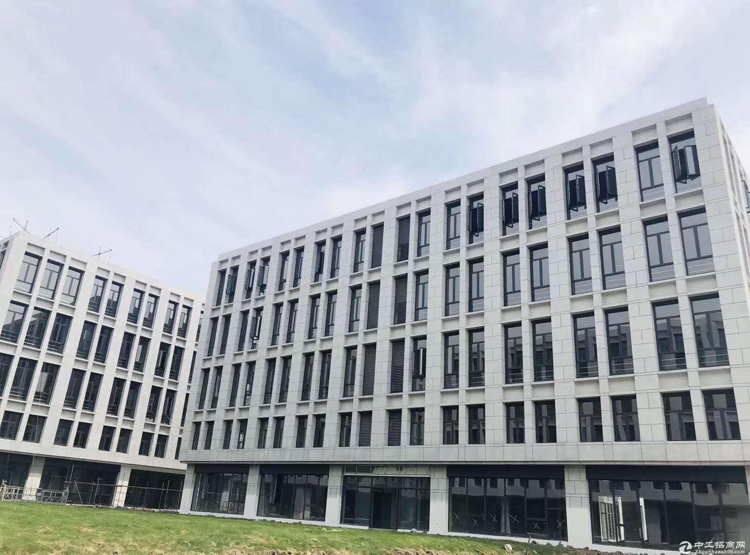 联东U 谷常州园区盛大招商,50年产权厂房可按揭-图3