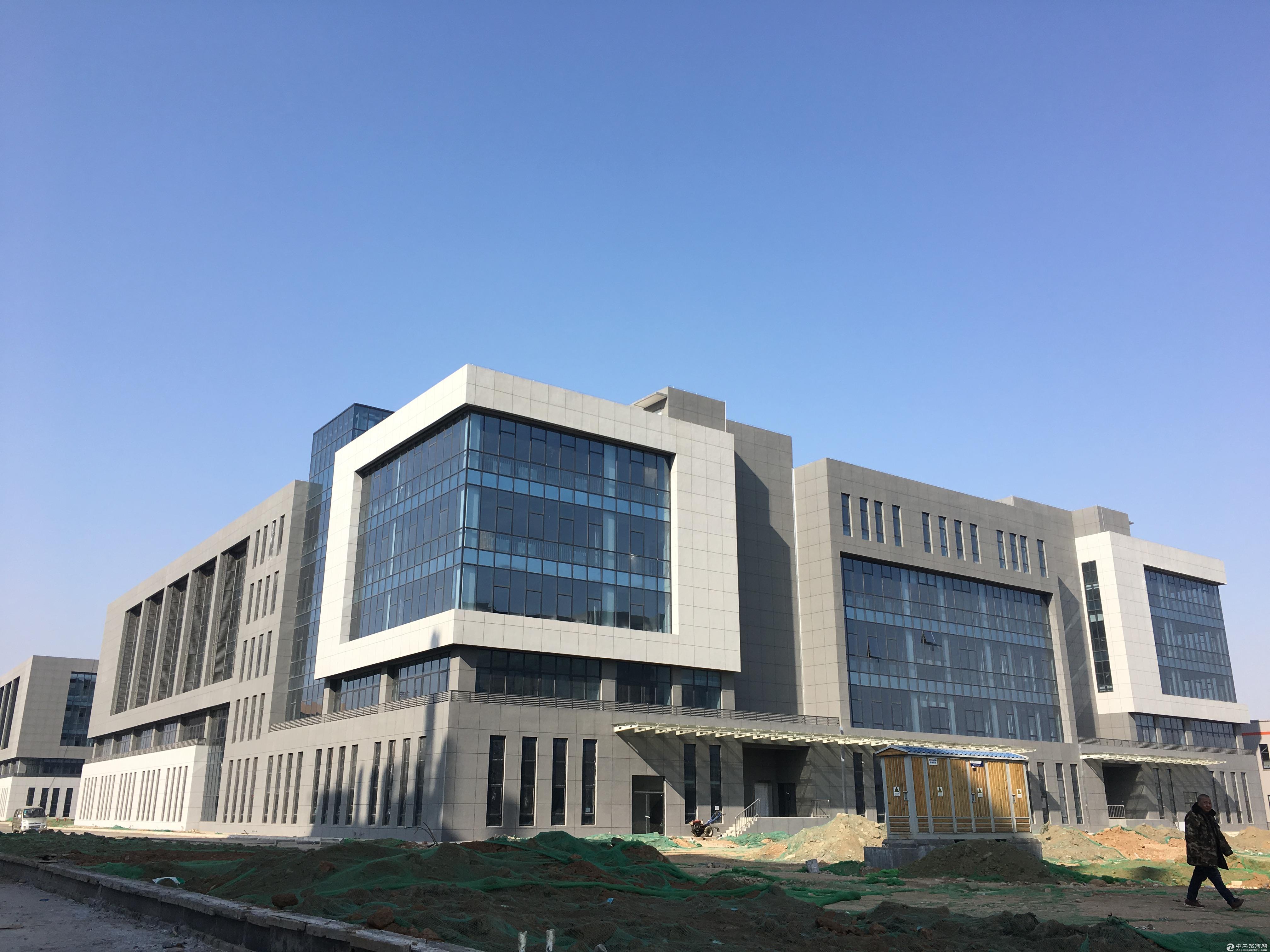 蔡家坡百万平方米标准化厂房 50年产权 现房租售