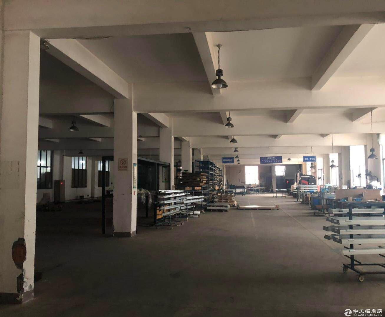 浦东104工业园区单层2000平已办环评层高14米
