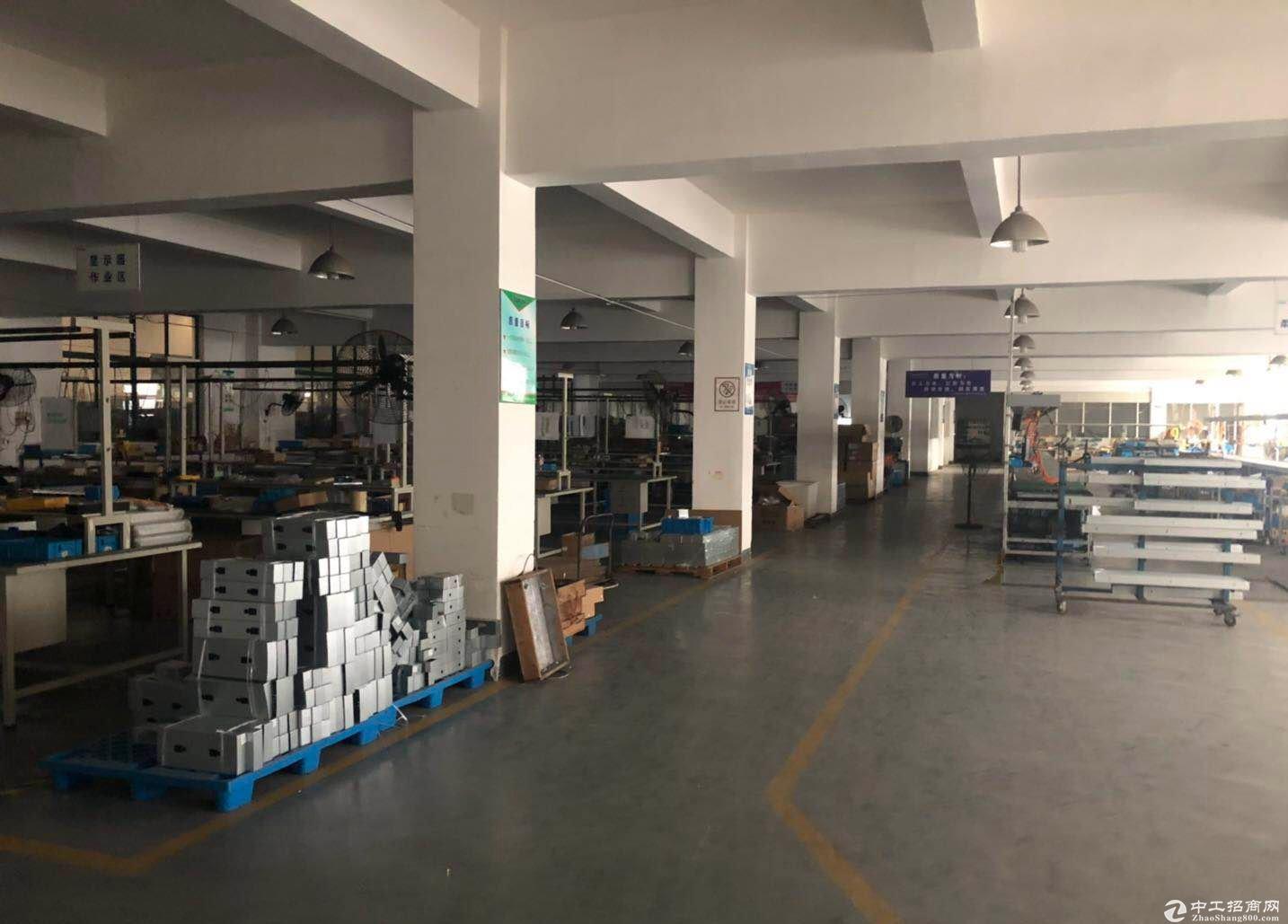 浦东104工业园区单层2000平已办环评层高14米-图2
