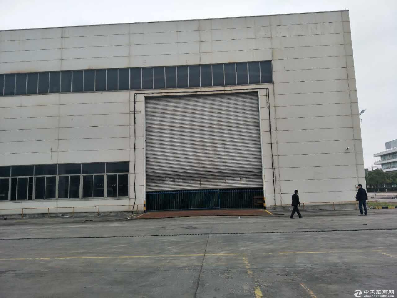 川沙独栋厂房出租高15米 机械加共生铲环评 仓储物流行业-图3