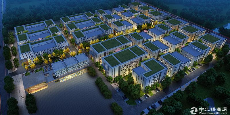 上海金地威新闵行科创园,可环评,适合生物医药等各类研发型企业入驻