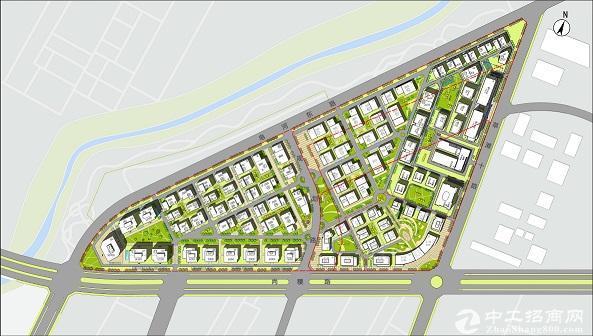 西安经开区460000平米独栋厂房出售