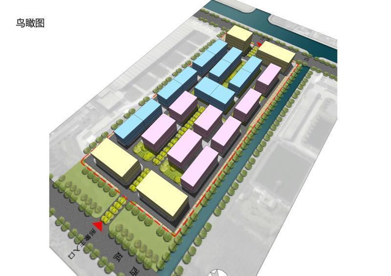 非中介 常熟古里新建产业园厂房开发商直售 国土50年 产证分割 高速45min
