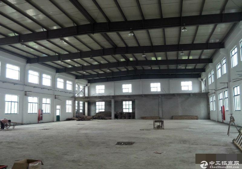 车墩104板块独门独院单层4000平米厂房出租-图2