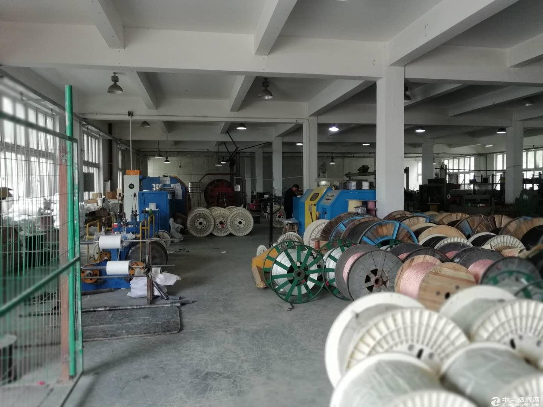 六灶鹿吉工业园104大房东厂房无公摊200平带2部5吨行车