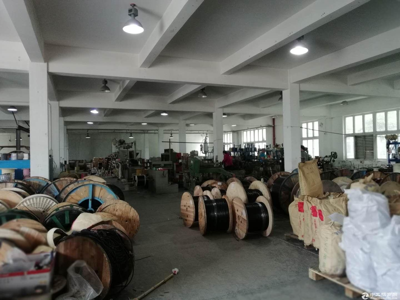 六灶鹿吉工业园104大房东厂房无公摊200平带2部5吨行车-图4
