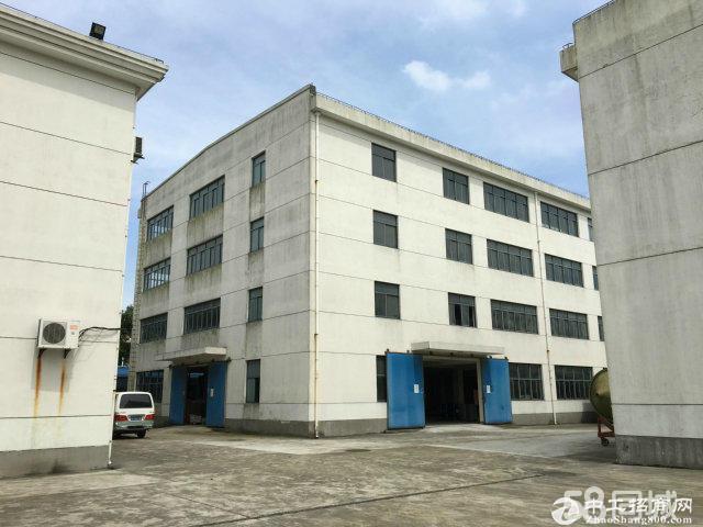 青浦小亩独院单层车间近17号地铁站可做物流仓储加工型厂房诚售
