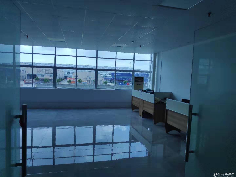 江海高新区高新东路二楼标准靓厂房1000方出租 带装修水电齐