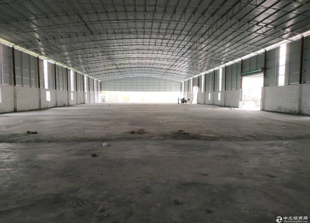 南江工业区独门独院全新厂房,豪华装修办公室宿舍