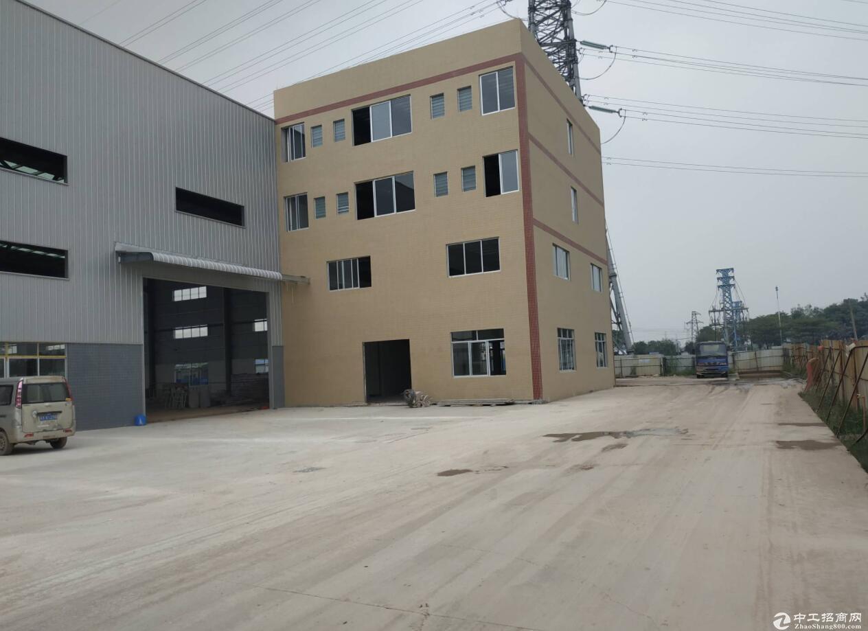 南江工业区独门独院全新厂房,豪华装修办公室宿舍-图2