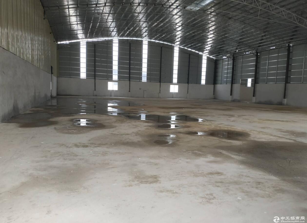 南江工业区独门独院全新厂房,豪华装修办公室宿舍-图3