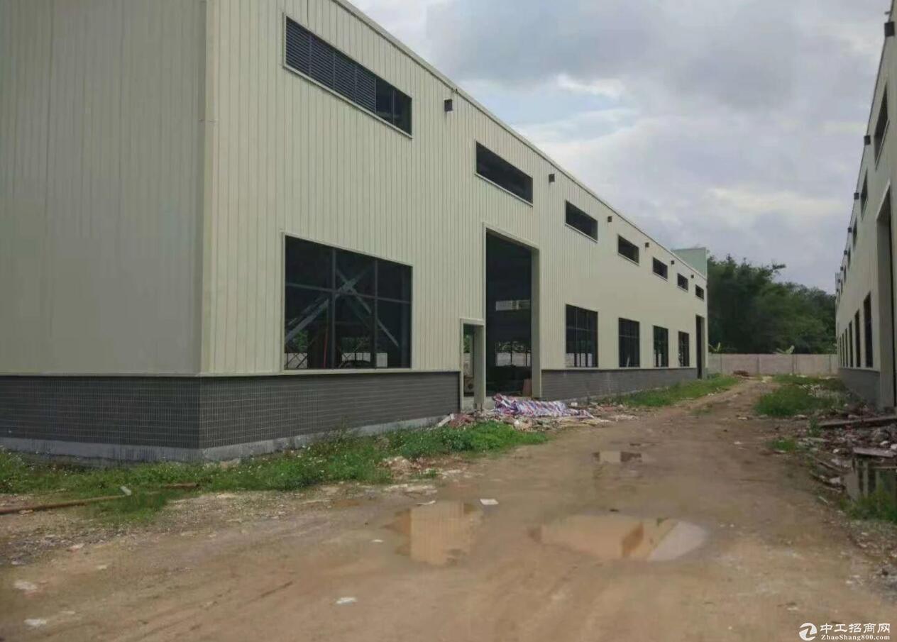 高要区白土镇全新厂房7000平方,可分租