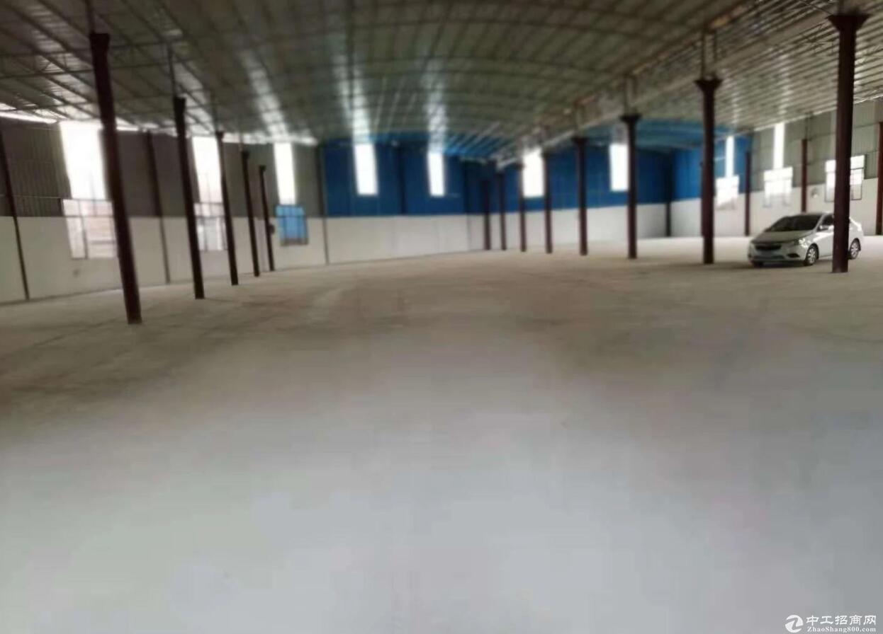 独院1200平方全新标准厂房出租