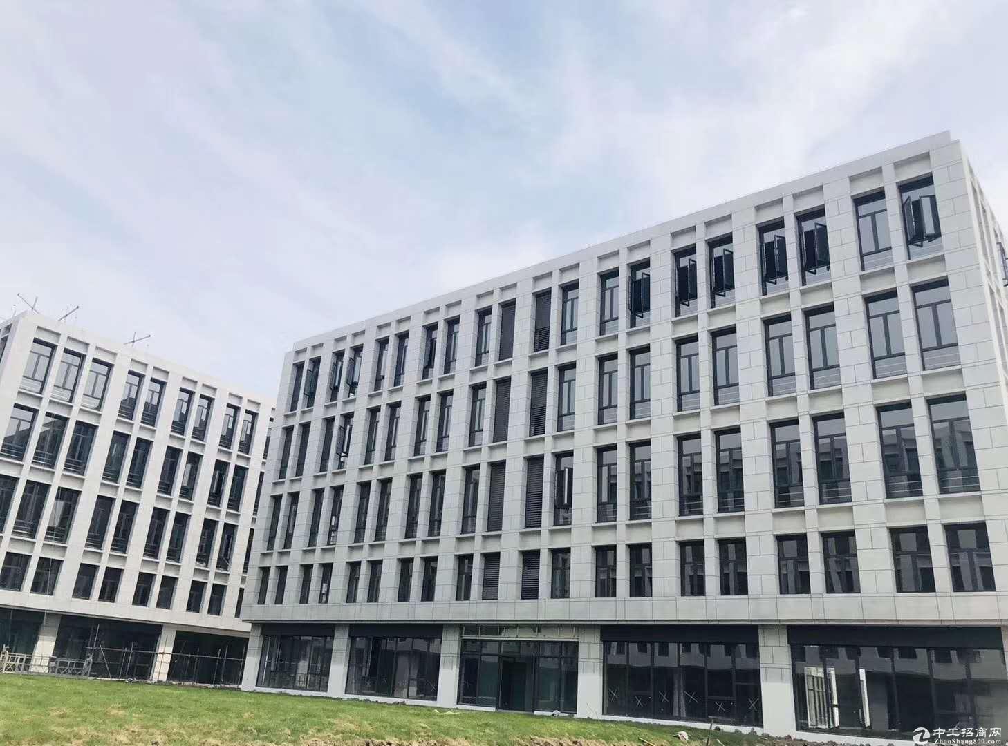 联东U谷武进标准化50年产权独栋厂房出售