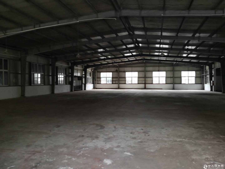 宣桥层高10米1500平绿证丙类仓库出租适合淘宝电商仓储物流