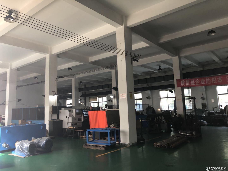 闵行区颛桥镇独院104板块食品厂房出售
