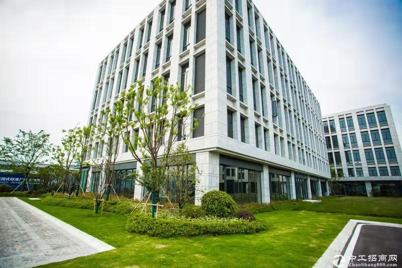 紧邻高速出入口独立产权开发商直售 标准三层厂房