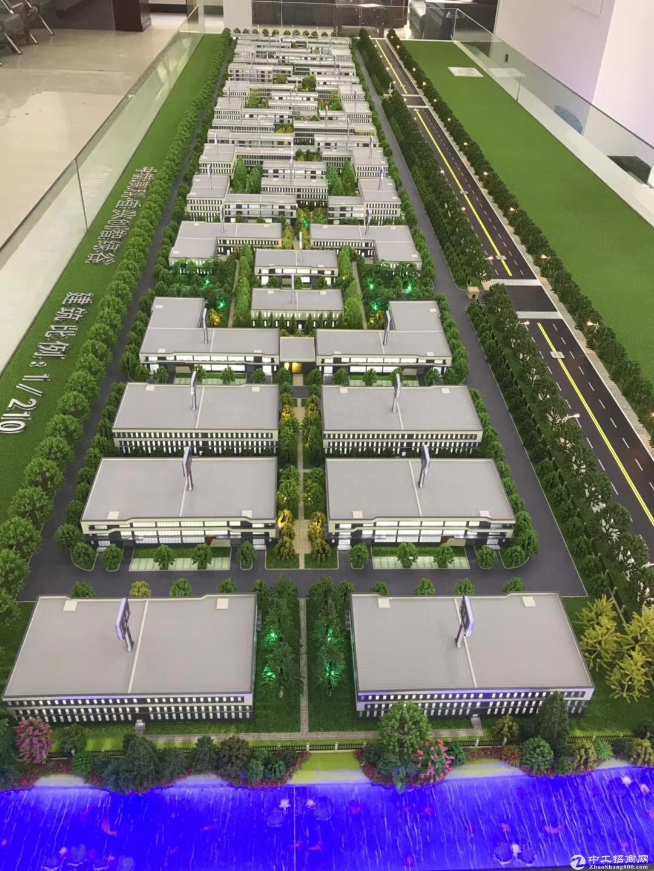 出售宜兴和桥产业园1000至5000平花园独栋双层三层厂房