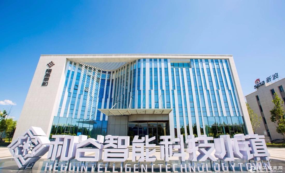 北京周边 标准化厂房独栋办公楼出租可贷款可环评无产业限制