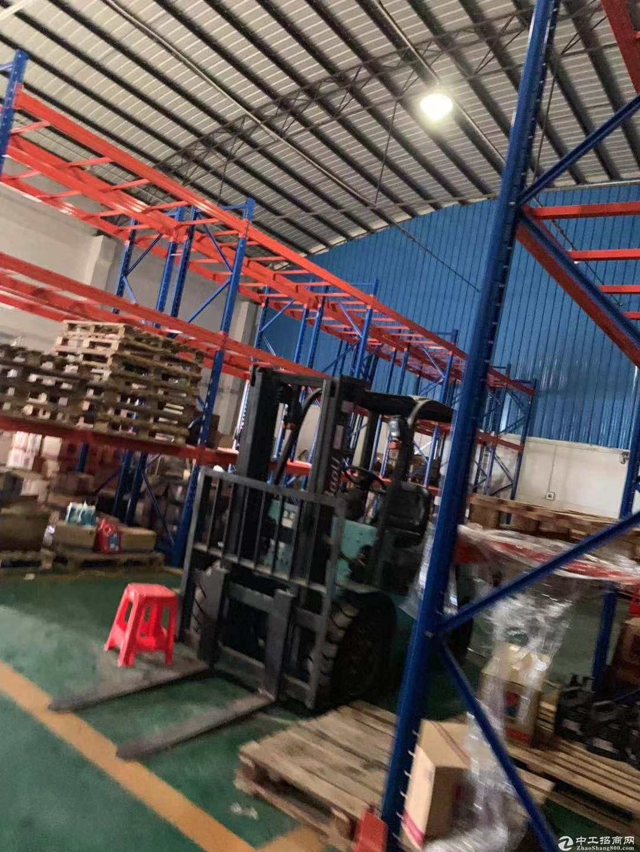 江海高新区滘北单一层厂房800方出租 已铺地适合仓库加工行业