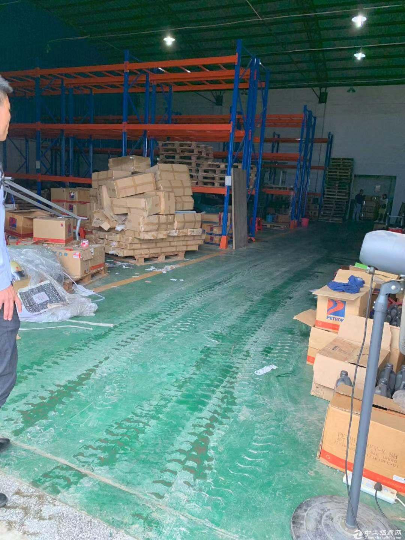 江海高新区滘北单一层厂房800方出租 已铺地适合仓库加工行业-图3