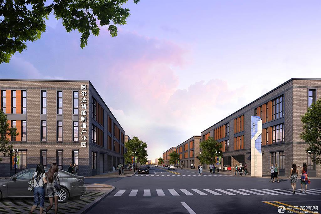 杭州周边全新厂房,独栋双拼600-10万方有产权