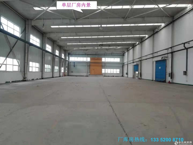 【外迁首选】天津东丽开发区3万平单层厂区,车间、仓库、办公均有,整租分租均可!图片2