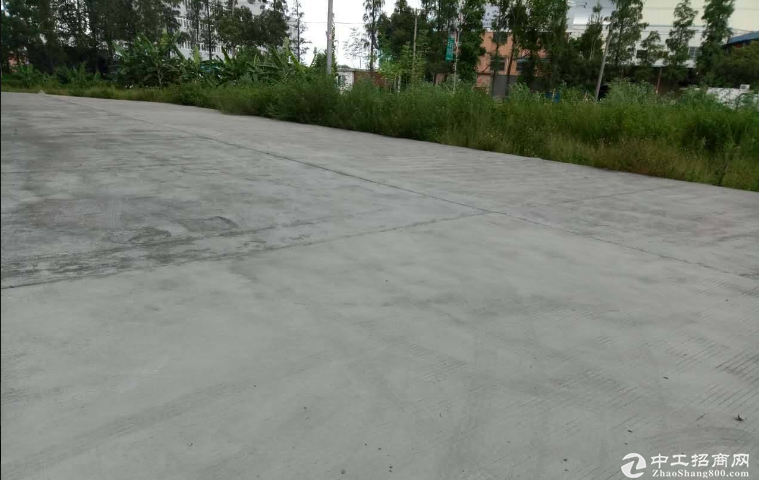 睦洲新沙工业园1000平方一楼厂房招租