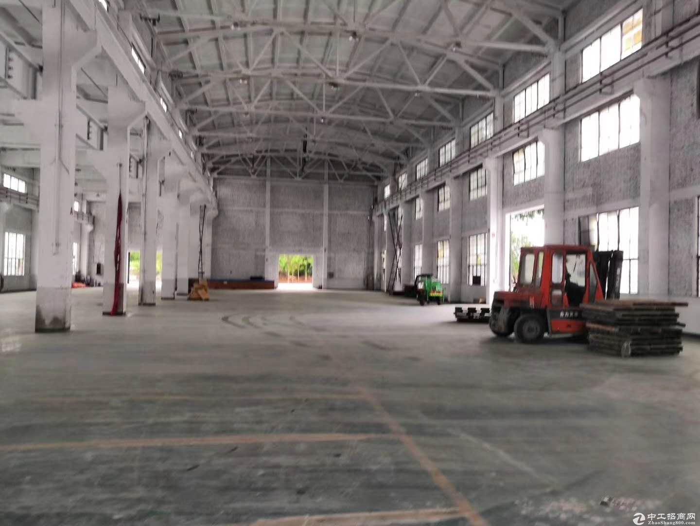 4200平方仓库,7500平方场地,产证齐全合同年限长