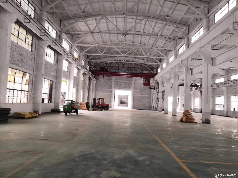 4200平方仓库,7500平方场地,产证齐全合同年限长-图2