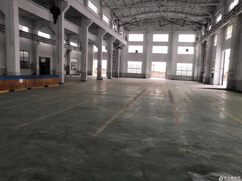 4200平方仓库,7500平方场地,产证齐全合同年限长-图3