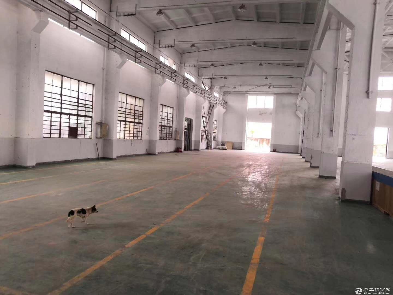 4200平方仓库,7500平方场地,产证齐全合同年限长-图4