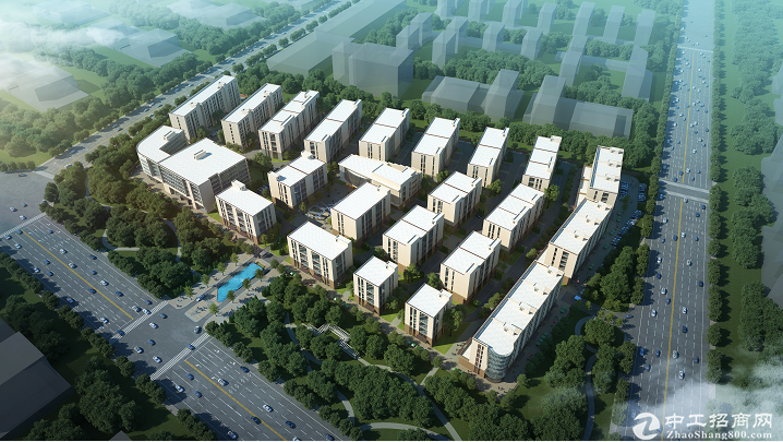 环京燕郊产业园,高端厂房,专为仪器仪表,精密制造企业量身定制