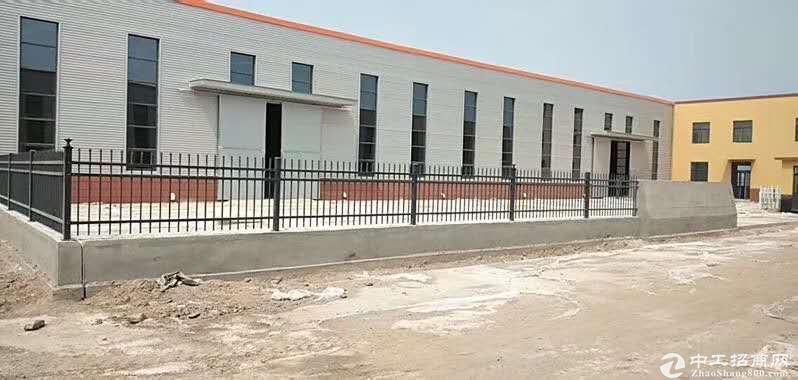 济南周边厂房 单一层 50年产权 送院落 可环评 可贷款