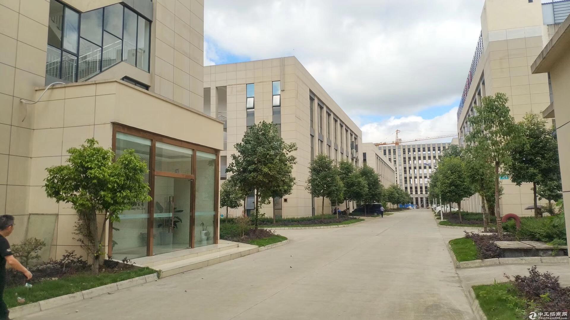 生物医药科技产业园厂房出租
