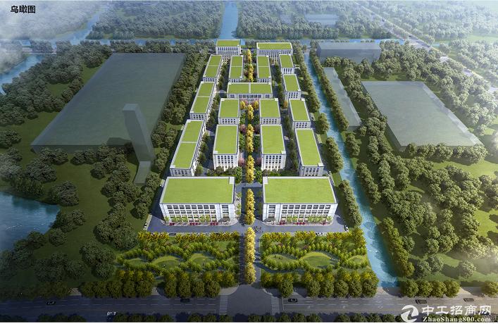 苏州常熟三层厂房独立产权开发商直售
